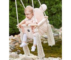 Hojdačka BabyStep Velvet Swing