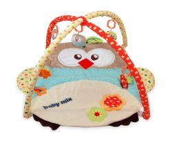 Hracia deka BabyMix Multi Owl
