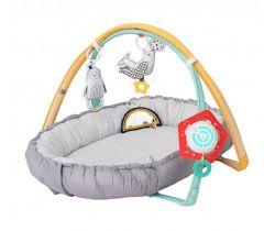 Hracia deka & hniezdo s hudbou pre novorodencov Taf Toys