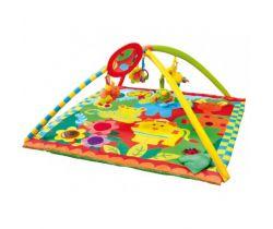 Canpol Jungle hracia deka s hrazdičkou