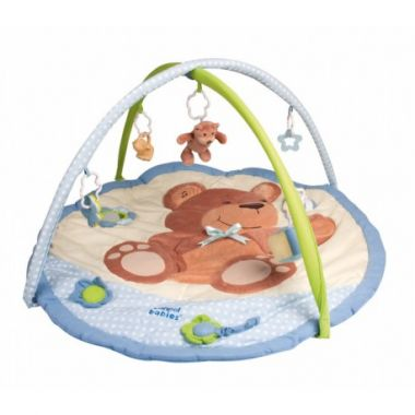 Canpol Medvedík hracia deka hrajúcí s hrazdičkou