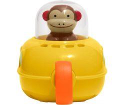 Hračka do vody 12m + Skip Hop Zoo Ponorka - Opička