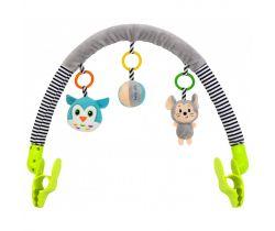 Hrazdička BabyMix Myšička / Malá sova