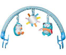 Hrazdička s hračkami BabyOno Charlie Friends