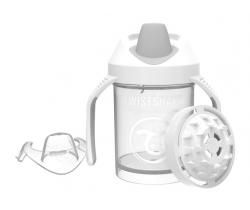 Hrnček učiaci 230 ml 4m + Twistshake