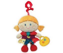 Hudobná hračka BabyMix Dievčatko
