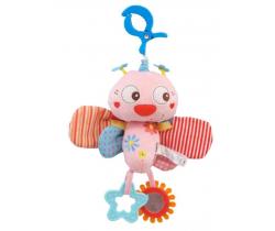 Hudobná hračka BabyMix Motýlik