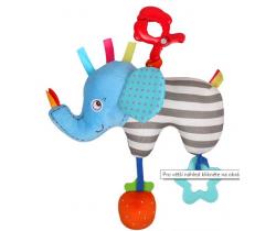 Hudobná hračka BabyMix Sloník