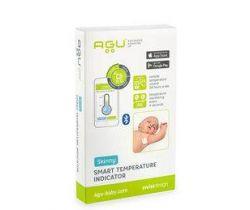 Inteligentné teplomer pre deti s aplikáciou AGU STI 2