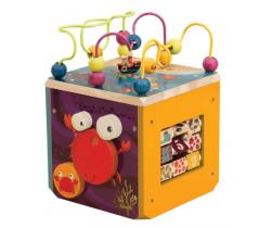Interaktivné kostky B-Toys Underwater Zoo