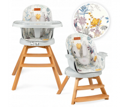 Jedálenská stolička Momi WOOD
