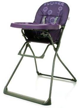 Jedálenská stolička 4Baby Flower