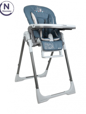 Jedálenská stolička Renolux Bebe Vision