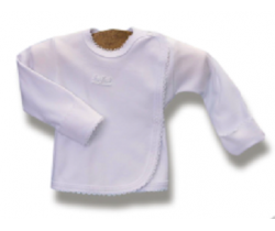 Kabátik s rukavičkami Lafel White