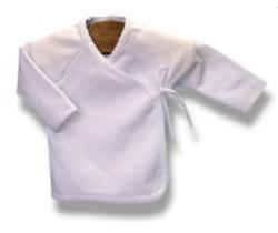 Kabátik so šnúrkou Lafel White