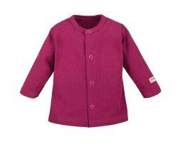 Kabátik dlhý rukáv Eevi Simply Comfy Red