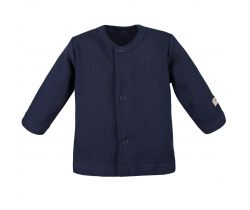 Kabátik dlhý rukáv Eevi Simply Comfy Navy Blue