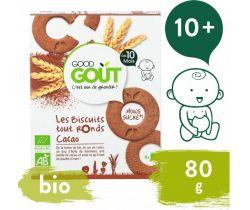 Kakaová kolieska 80 g Good Gout Bio