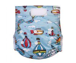 Nohavičková plienka AIO T-Tomi Prebaľovací set Suchý zip