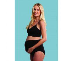 Nohavičky tehotenské podporné Carriwell Čierna