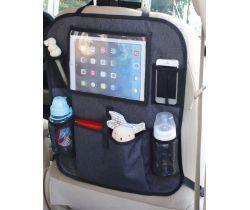 Vreckár do auta s kapsou na tablet BabyDan