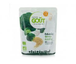 Kapsička quinoa s brokolicou 220 g Good Gout Bio