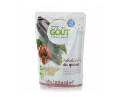Kapsička Ratatouille s quinoa 190 g Good Gout Bio