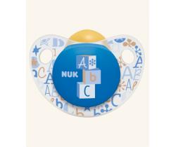 Kaučukový cumlík Nuk Trendline Adore ABC