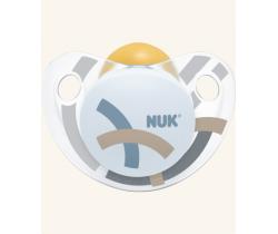 Kaučukový cumlík Nuk Trendline Adore Blue