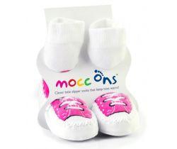 Kikko Mocc Ons Sneakers Pink capačky