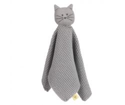 Detský tešiteľ Lässig Knitted Baby Comforter Little Chums