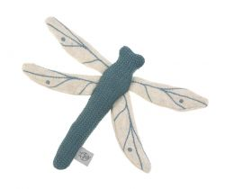 Hrkálka/hračka Lässig Garden Explorer Dragonfly