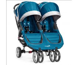 kočík pre dvojčatá Baby Jogger City Mini Double