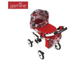 Kočík pre bábiky Jasmine Kids