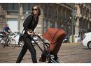 Kočík Set 2v1 Cybex Priam 2020 Podvozok Chrome Black + Seat Pack + Hlboká korbička Lux + Taška