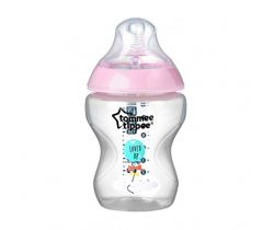 Kojenecká fľaška s obrázkom 260 ml 0m+ Tommee Tippee Loved Up