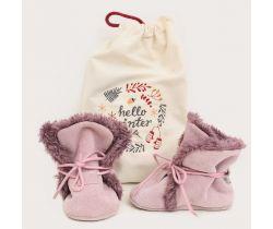 Dojčenské topánočky X-lander X-Step Holly Lavender