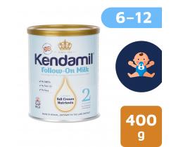 Pokračovacie mlieko 400 g DHA+ Kendamil 2