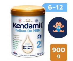 Pokračovacie mlieko 900 g DHA+ Kendamil 2