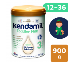 Batoľacie mlieko 900 g DHA+ Kendamil 3
