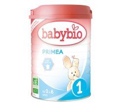 Dojčenské mlieko 900g Babybio Primea 1