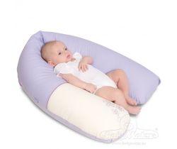 Dojčiace vankúš 190 cm Baby Matex RELAX Jersey