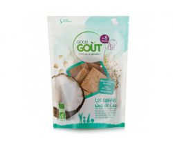 Kokosové vankúšiky 50 g Good Gout Bio