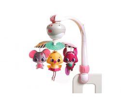 Kolotoč nad postieľku Tiny Love Mouse World