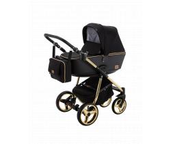 Kombinovaný kočík Adamex Reggio Special Edition Gold