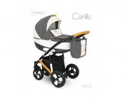 Kombinovaný kočík Camarelo Canillo