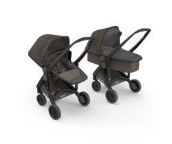 Kombinovaný kočík Greentom Carrycot + Reversible Limited