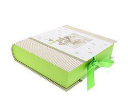 Krabička na spomienky Goldbuch  Medvídek