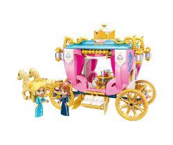 Kráľovský koč Qman Princess Leah