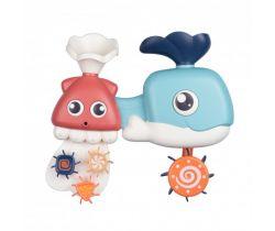 Kreatívne hračka do vody Canpol